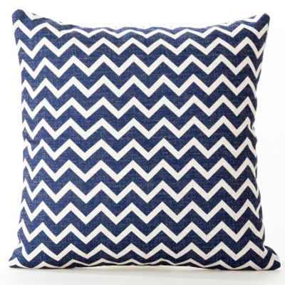 Luxe Blue Outdoor Chair Cushion Outdoor Seat Cushions