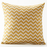 Golden Wave Outdoor Cushion